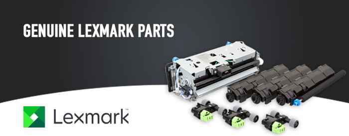 Lexmark Parts TK Header