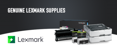 Lexmark Supplies TK Header