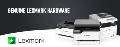 Lexmark Hardware TK Header